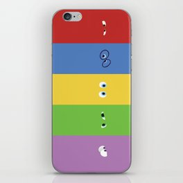Inside Out Minimal iPhone Skin