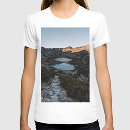 Mountain Ponds - Landscape and Nature Photography T-shirt