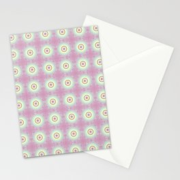 Pattern New Colors Stationery Cards