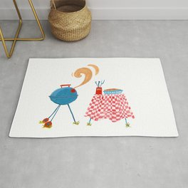 Southern Hygge: Barbecue Rug