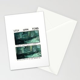 Deep Dark Fears 83 Stationery Cards