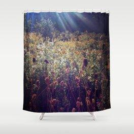 Meet Me Here Shower Curtain