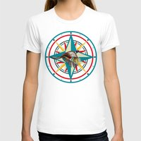 not all who wander are lost T-shirts featuring Not all those who wander are lost by milanova
