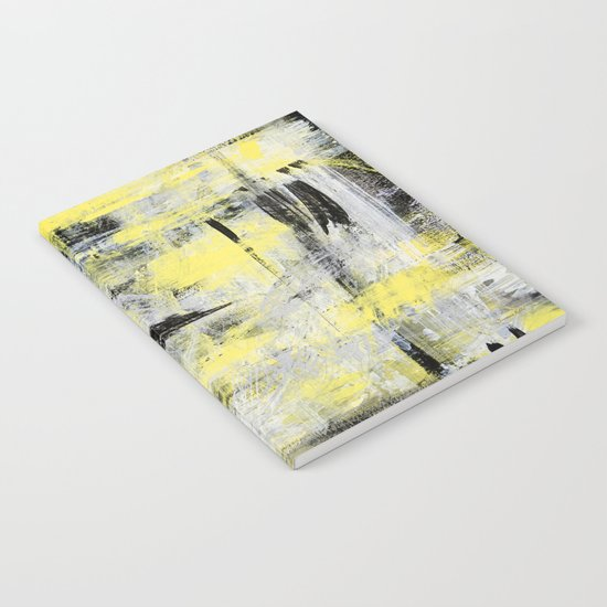 Urban Abstract Notebook