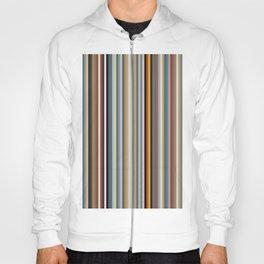 Nordic Stripes Vertical Pattern Hoody
