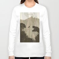 tomb raider Long Sleeve T-shirts featuring Tomb Raider by s2lart