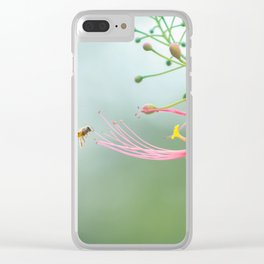 Buzzing around Clear iPhone Case