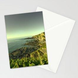 North Devon Coastscape Stationery Cards