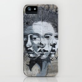 Amman Street Art I iPhone Case