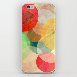 The Round Ones iPhone Skin