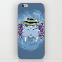 marley iPhone & iPod Skins featuring Marley by Lauda Images