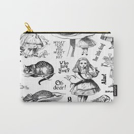 who are you Carry-All Pouch
