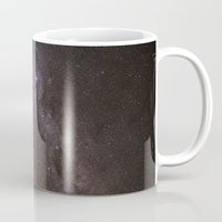 milky way Mugs featuring Milky Way by • Of Two Lands •