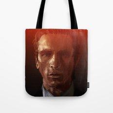 Christian Bale Tote Bag