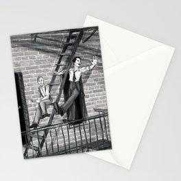 Brooklyn Boys Stationery Cards