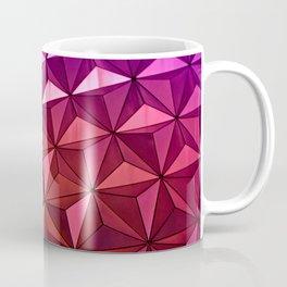 Epcot Texture Coffee Mug