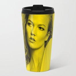 Karlie Kloss - Celebrity Travel Mug