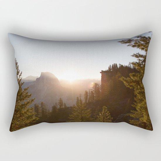 Morning Dew Rectangular Pillow