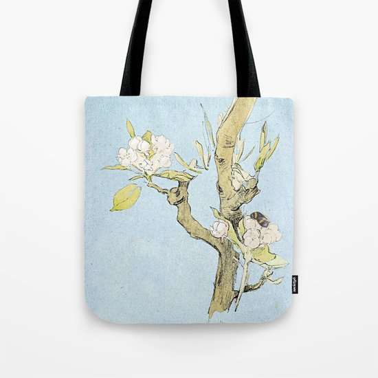 Trees are poems... Tote Bag