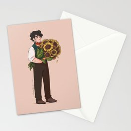 Sun worshippers Stationery Cards