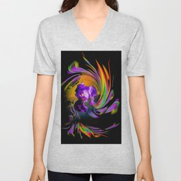 Fertile imagination 18 Unisex V-Neck
