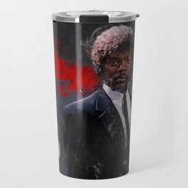 Jules Winnfield Witnesses A Miracle - Pulp Fiction Travel Mug