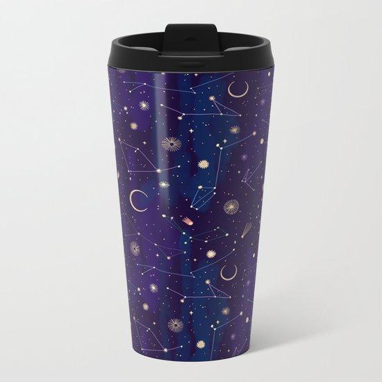 Night of a Thousand Moons Metal Travel Mug