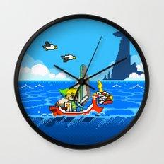 The Legend of Zelda: Wind Waker Advance Wall Clock