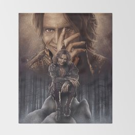 Rumplestiltskin Throw Blanket