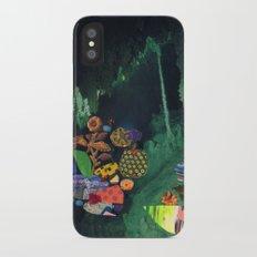 Cave Garden V Slim Case iPhone X