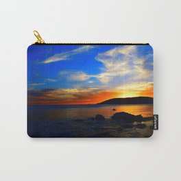 vibrant sky Carry-All Pouch