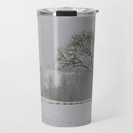 Le bonhomme de neige // The Snowman Travel Mug