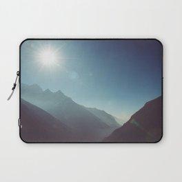 Himalayan mountains, Nepal Laptop Sleeve