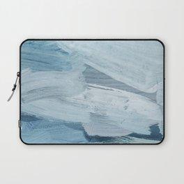 Bue Painting Laptop Sleeve
