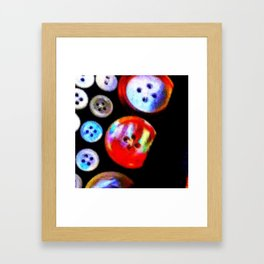 Cotton Club: More Buttons, Sir? Framed Art Print
