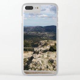 montesangiovanni Clear iPhone Case