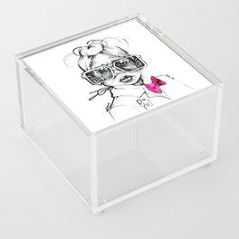 #STUKGIRL Penny Acrylic Box
