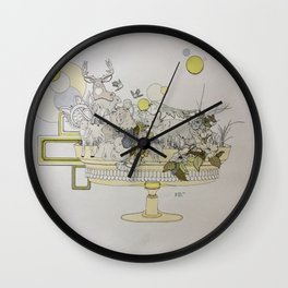 The End is Near, Come Along Wall Clock