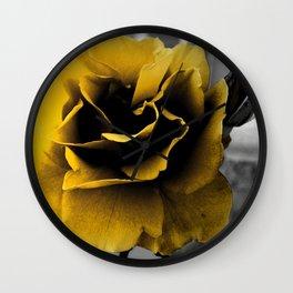 Curse of the Golden Flower Wall Clock