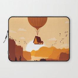 Flying House Laptop Sleeve