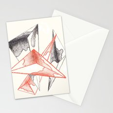 CRAYON LOVE: Monarchs Stationery Cards