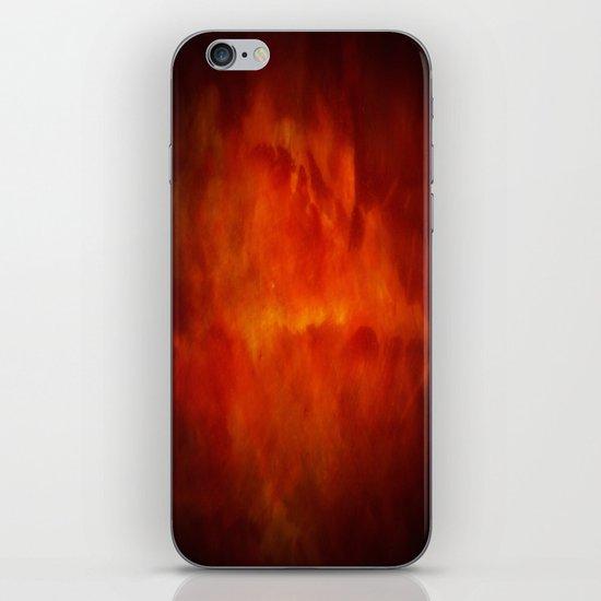 Fire Storm iPhone & iPod Skin