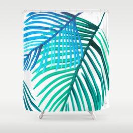Palms nr 1 Shower Curtain
