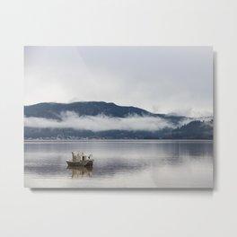 Tillamook Bay, Oregon Metal Print