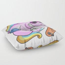 Unicolor Floor Pillow