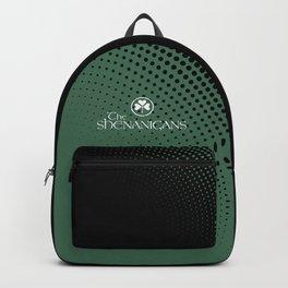 The Shenanigans Band Backpack
