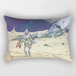 Steel Rescue Rectangular Pillow