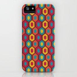 Bohemian Ikat iPhone Case