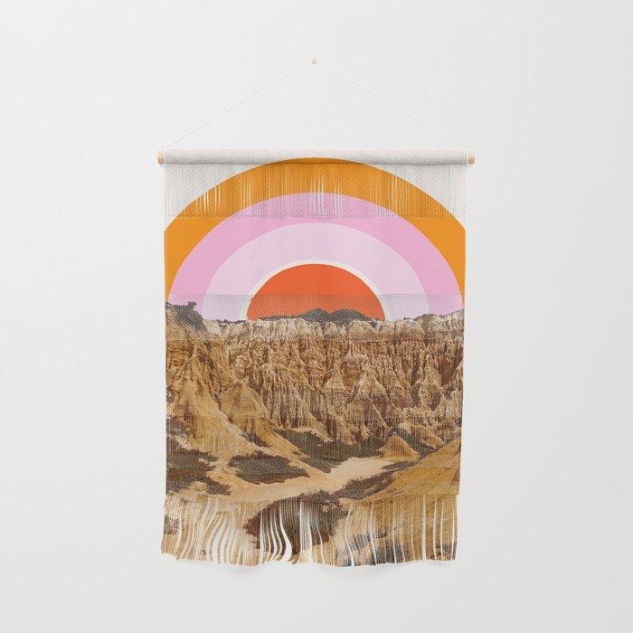 Alentejo Rainbow Wall Hanging