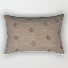 fibric pattern Rectangular Pillow